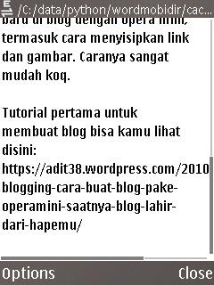 Mobile Bloging - Tulisan Baru 29.jpg