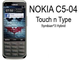 Nokia Rumor C5-04
