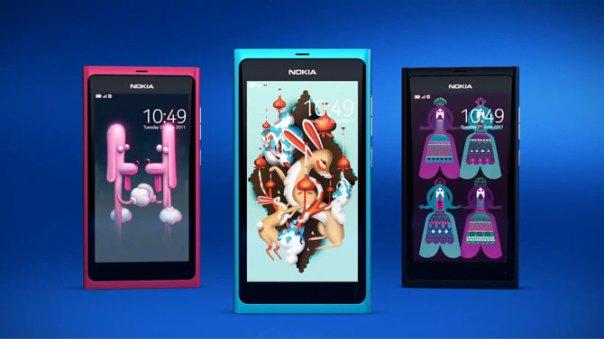 Nokia Sense | Spesifikasi Nokia N9-00