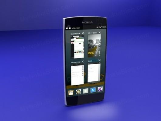 Nokia 801 : 16 Megapixel dengan Procie Dual Core 1,2 Ghz dan OS Symbian Belle