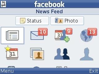 Aplikasi facebook seluler java terbaru 2015
