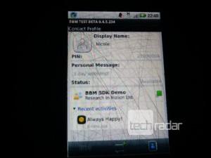 Blackberry untuk Android